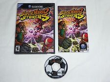 Super Mario Strikers Nintendo GameCube COMPLETE Game Soccer NTSC -  WORKS GREAT
