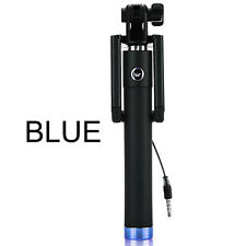 Monopod Selfie Stick WIRED+FOLDABLE Mobile Phone Holder For iPhone6 6S 5 Samsung