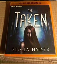The Taken by Elicia Hyder: Brand New Audiobook CD MP3