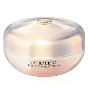 Shiseido Future Solution LX Total Radiance Loose Powder 0.35oz/9.9g Free US Ship