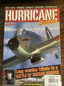 Hurricane Salute FlyPast