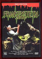 FRANKENSTEIN 2000 (1992) Joe D'Amato's Last Horror Film in ENGLISH / PAL DVD NEW