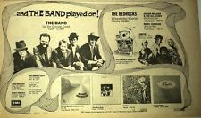 More details for the band up on cripple creek 1969 uk press advert 12x8 inches