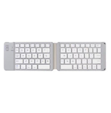Mini Light Weigh Handy English Bluetooth 3 Foldable Wireless Keyboard Keypad