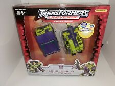 Hasbro Transformers Universe Long Haul & High Tower MISB FREE SHIPPING