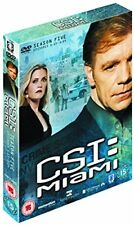 CSI Crime Scene Investigation Miami Season 5 Volume 2 New & Sealed Boxed Set DVD