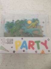 Dinosaur Candle /Birthdays /parties/retro  sweets
