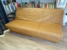 Poltrona Frau - vintage anni '70 - '80 Divano letto  - divano in pelle