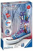 12121 Ravensburger Disney Frozen 2 Sneaker 3D Jigsaw Puzzle Storage Pot 108pc 8+