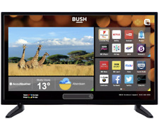 Bush 32 Inch HD Ready 720p Freeview Smart WiFi LED TV Television Latest Tech New