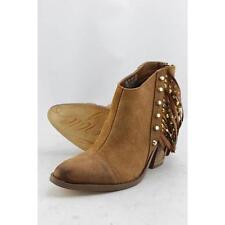 Calzado de mujer botines Fergie color principal marrón
