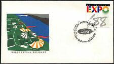 Australia 1988 Expo, Ford Motor Company Day Cover #C44065