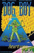 STEVE LAFLER - DOG BOY NUMBER 9 JANUARY 1988 - VERY FINE UNREAD CONDITION