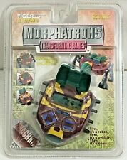 New Tiger Electronics Morphatrons Transforming Game