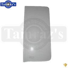 55-57 Chevy - Hardtop / Convertible Front Door VENT Window Glass - CLEAR - RH