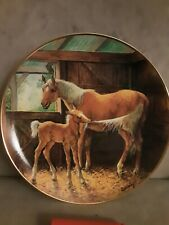 "Franklin Mint 8"" Collector's Plates"