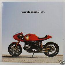 "Frank Ocean - Unreleased Misc [2LP] Vinyl 12"" Record 2011 33 RPM X/1000"