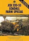 Farm Equipment Brochure JCB - 520-55 Loadall Farm Special 4WSteer - 1994 (F7364)