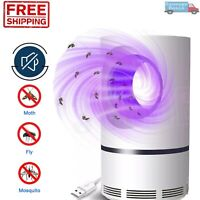 Electric Fly Trap Bug Zapper Mosquito Insect Killer LED Light Pest Control Lamp