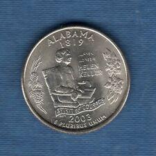 Etats Unis Quarter Dollar 2003 P Alabama P série des Etats Neuve Rouleau