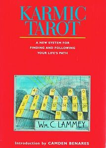 Karmic Tarot :A New System for Finding and Following Your Life's Path LAMMEY,