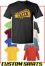 Personalized Custom Print Cheer Cheering T-Shirt -Customized Tee FREE SHIP- PC54