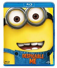 Despicable Me Blu-ray Brand New Sealed - English Version UK Release
