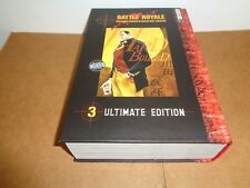 Battle Royale Ultimate Edition vol. 3 (3-in-1, Hardcover) Manga Book in English