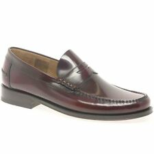 2d1876e949d2c Loake Slip Ons Leather Upper Formal Shoes for Men | eBay