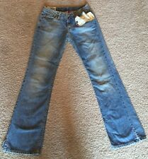 Lucky Brand Haven Wonder Bootcut Jeans Size 00/24 New NWT