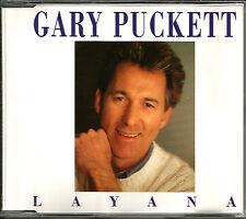 GARY PUCKETT Layana  LONG VERSION & UNRELEASE UK CD single SEALD & the Union Gap