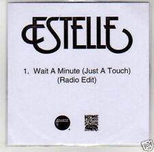 (B538) Estelle, Wait A Minute (Just a Touch) - DJ CD