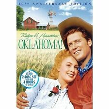 Oklahoma (DVD, 2005, 2-Disc Set, 50th Anniversary Edition)