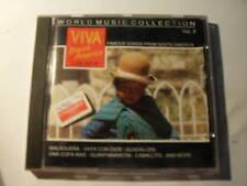 "VIVA SOUTH AMERICA "" los intis ""      CD"