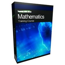 Mathematics Maths Algebra Geometry Training Book Course