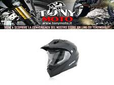 CASCO ACERBIS FLIP NERO OPACO XS HELMET ACTIVE QUAD CROSS MOTARD 0022310.091.061