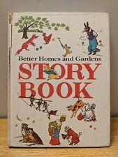 Better Homes & Gardens Story Book 1966 Ninth Printing HC