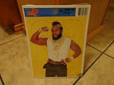1984 GOLDEN--MR.T FRAME TRAY PUZZLE (NEW) #2