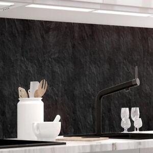 Küchenrückwand - SCHIEFERTAFEL (für Kreide) - 1.5mm Hart-Material