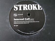 "STROKE... Internal Call (10"" Vinyl) Promo"