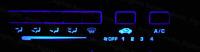 Blue LED Climate Control Bulb KIT for Honda Civic EG 1992-1995