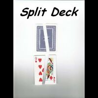 SPLIT DECK PLAYING CARDS AMAZING MAGIC TRICK done by MARK WILSON on MAGIC CIRCUS
