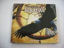 BLACKFOOT - FLY AWAY - CD+DVD SIGILLATO 2011