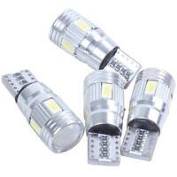 3X(3X(4 x T10 Canbus W5W 5630 6SMD Auto Vehicule Ampoule LED Voiture Lampe J6W7)