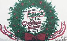 Homespun Songs Of The Christmas Season Bobby Horton 2008 Cassette
