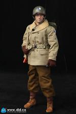 DID 1/6 scale WWII U.S. 29th Infantry Division Radio Operator Paul A80115 NIB