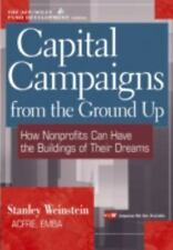 Capital Campaigns from the Ground Up: How Nonprofits Can Have the Buildings of T
