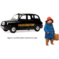 Corgi CC85925 Paddington London Taxi - 1:36 Scale