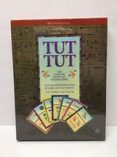Tut Tut (1996)  Four Egyptian Games of Fiendish Luck Skill and Strategy
