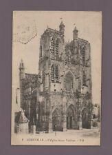ABBEVILLE - Eglise Saint Vulfran   (C7081)